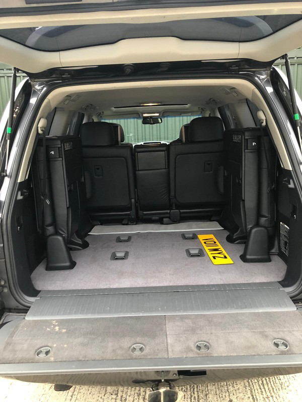 7 seat Landcruiser for sale