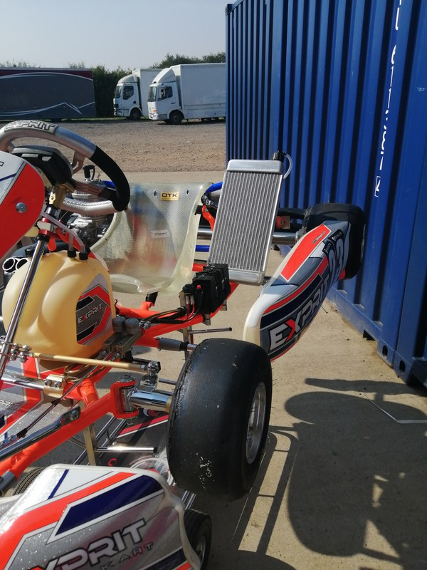 buy 125cc Iame Junior 2018