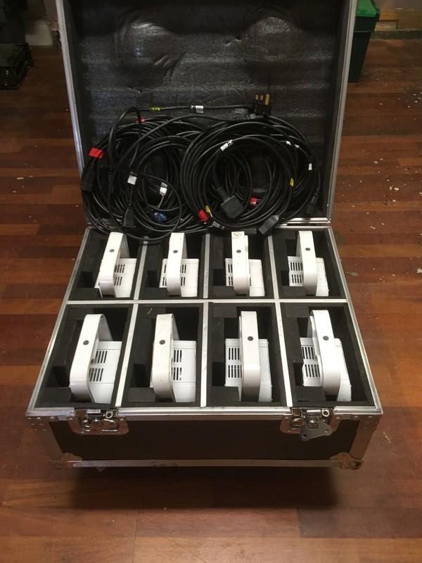 Slimline LED Uplighters for sale