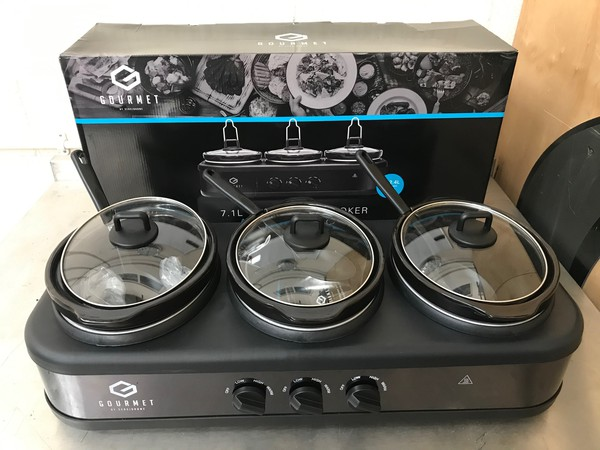 Secondhand slow cooker for sale
