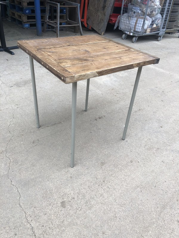 buy Solid Wood Plank Table