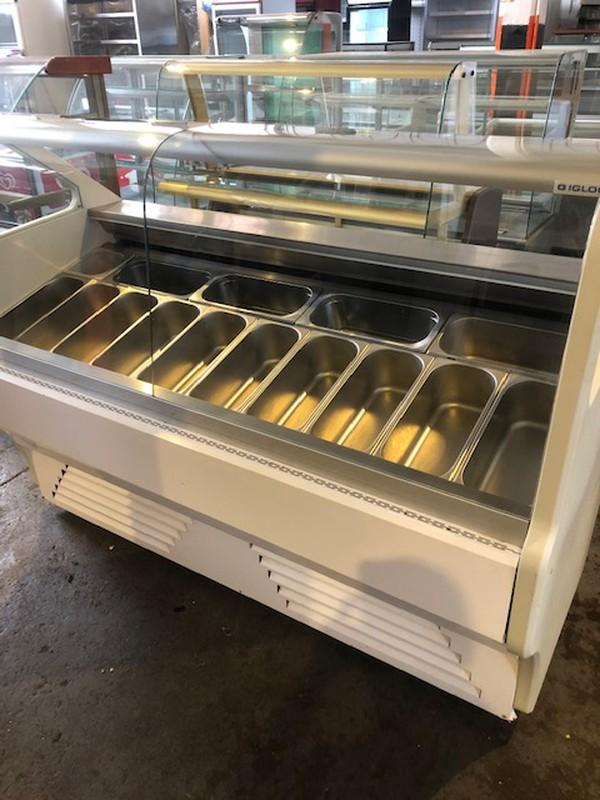 Scoop Gelato Freezer
