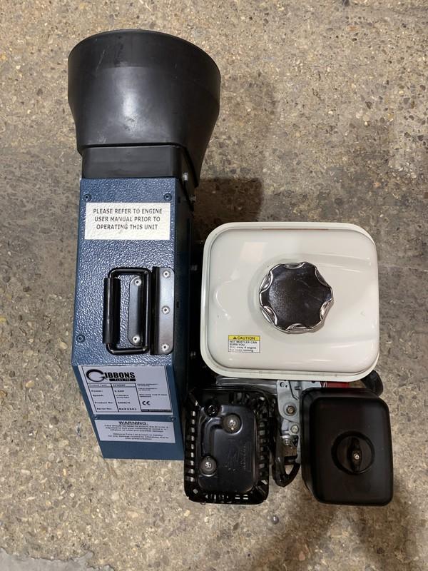 Honda 5.5hp Petrol Blower GX160