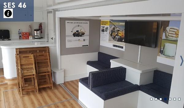 Exhibition trailers northamptonshire