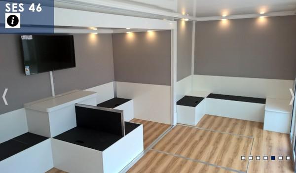 7m Exhibition Unit