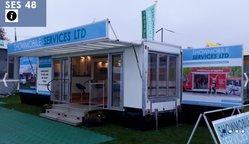 7m Event Marketing Trailer - Brackley, Northamptonshire