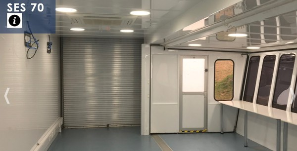 Exhibition trailers for sale near me