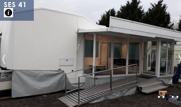 buy exhibition trailers