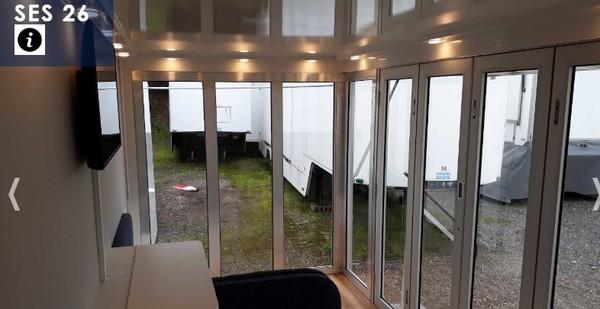 buy exhibition trailer