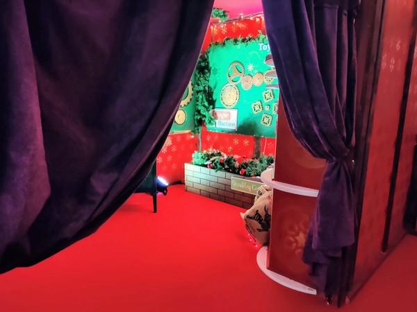 Santas grotto for sale
