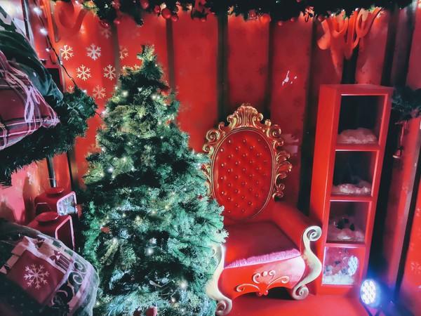 christmas grotto