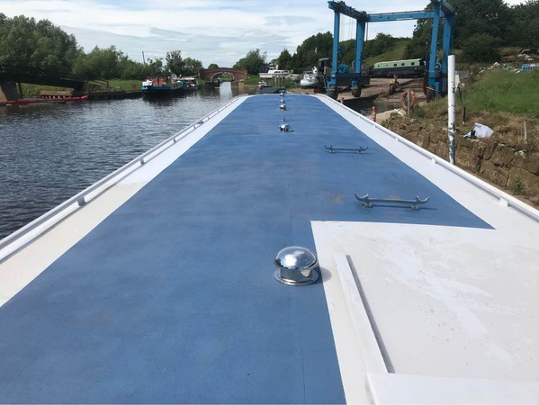 65ft barge for sale nottingham