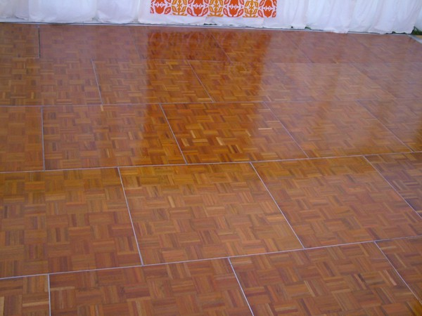 15ft by 15ft Dance Floor for sale