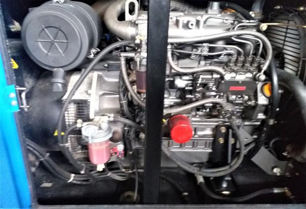 21kVA 1ph Stephill Generator