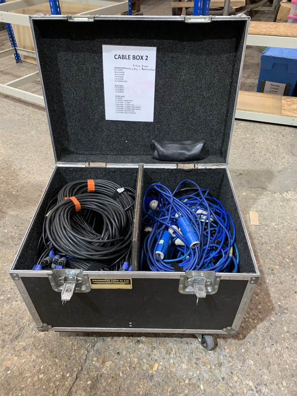 PA outdoor systems for sale