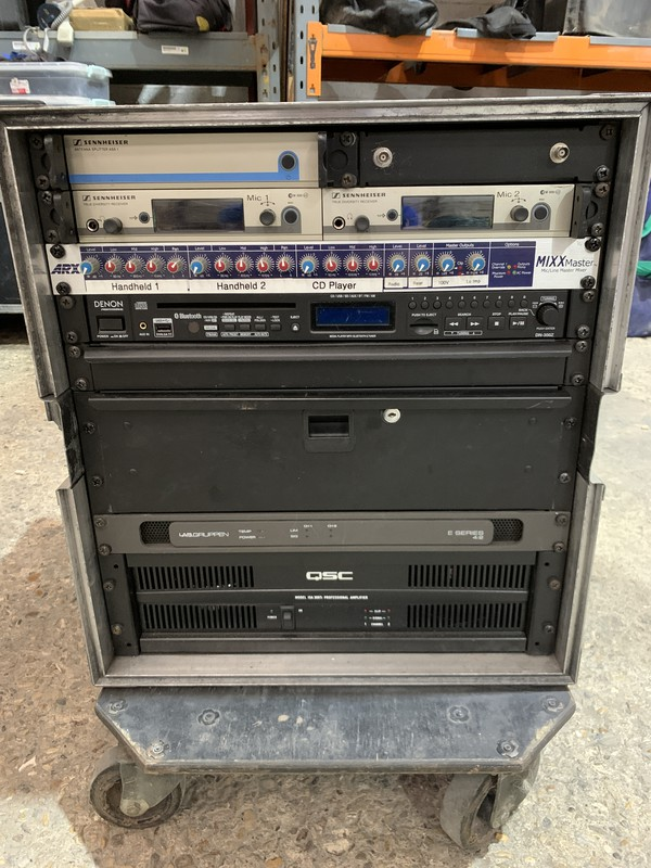 portable Outdoor PA System