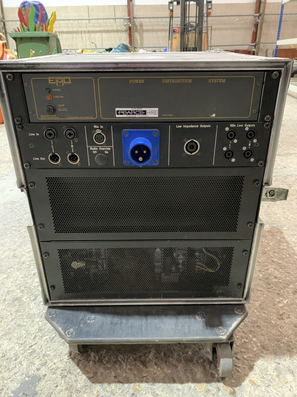 secondhand Outdoor PA System