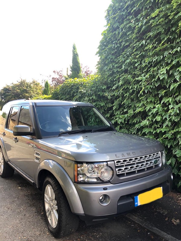 Landrover Discovery Four for sale