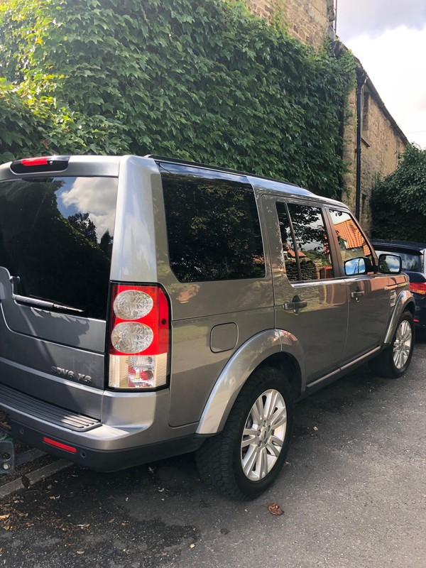 Landrover Discovery 4 x 4