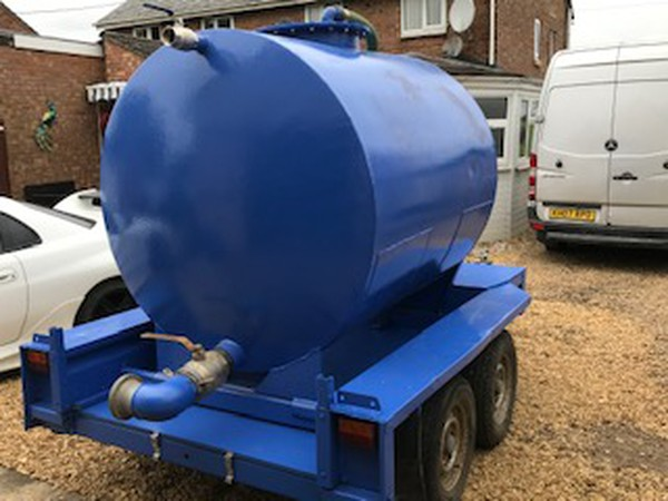 Used vacuum tanker for sale