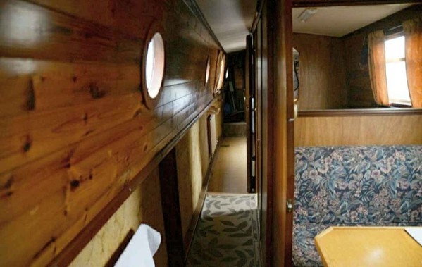 Canal Boat For Sale 60ft