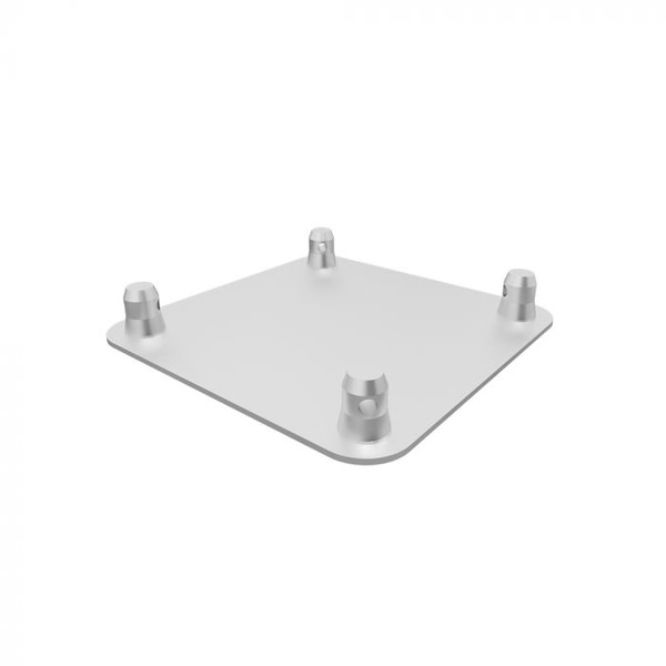 SQ-4137 F34 Square base plate 1ft x 1ft x 5mm