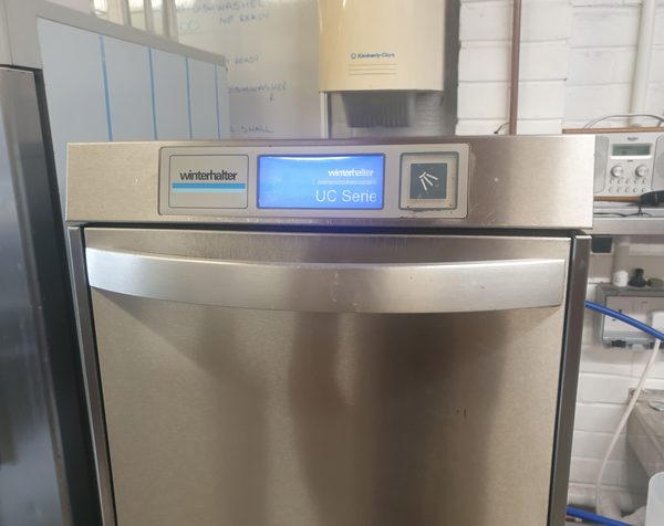 Secondhand glass washer for sale