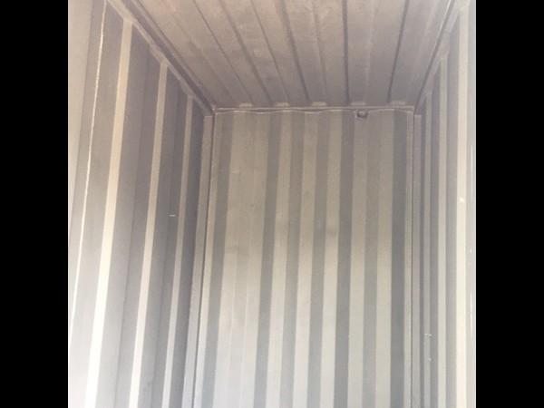 Steel 8'x4' Walk-In Tool Vault