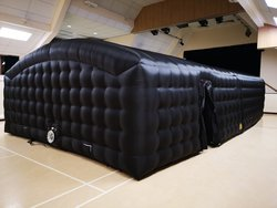 Ex Demo Inflatable blackout structure(s)  6x5.2x2.8m