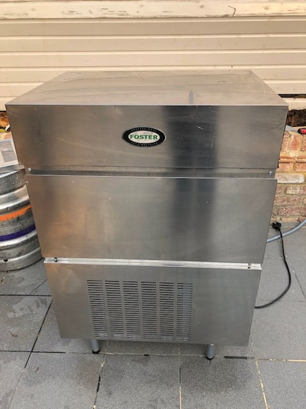 Buy Used Foster F60 cube ice machine