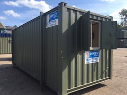 Anti Vandal site cabin for sale