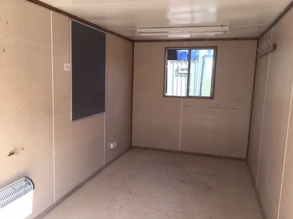 Used site office for sale