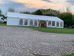 Hard Wearing Clear Span Framed Marquees