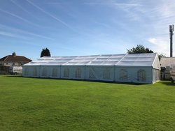 Rugged Well Proven Clear Span Framed Marquees