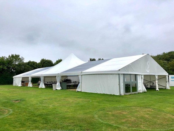 Clear Span Framed Marquees