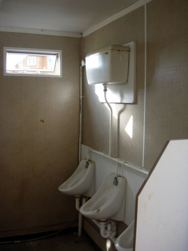 Buy 16 x 9ft male/female toilet block