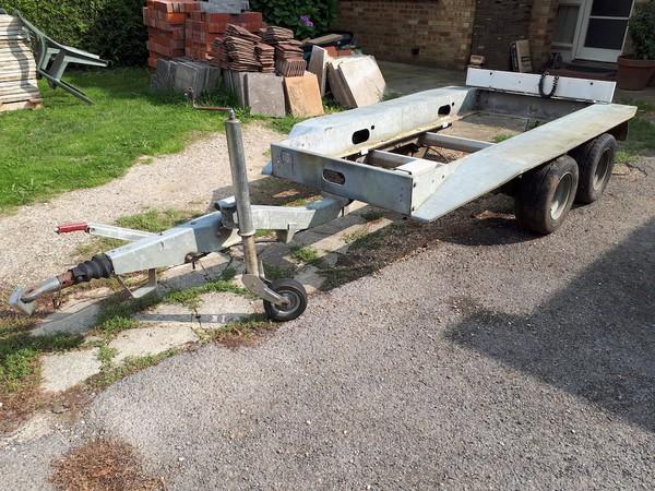 AL-KO Generator Trailer/Chassis Max gross weight 2600kgs