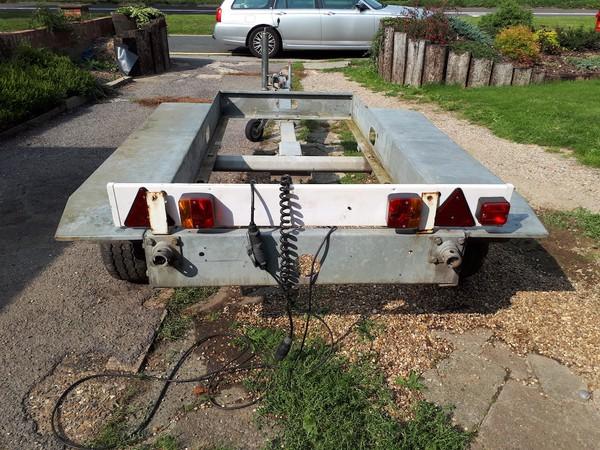 Used AL-KO Generator Trailer/Chassis
