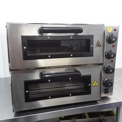 Ex Demo Infernus P2PT Double Pizza Oven