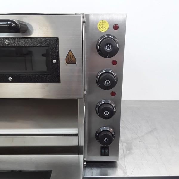 Infernus P2PT Double Pizza Oven