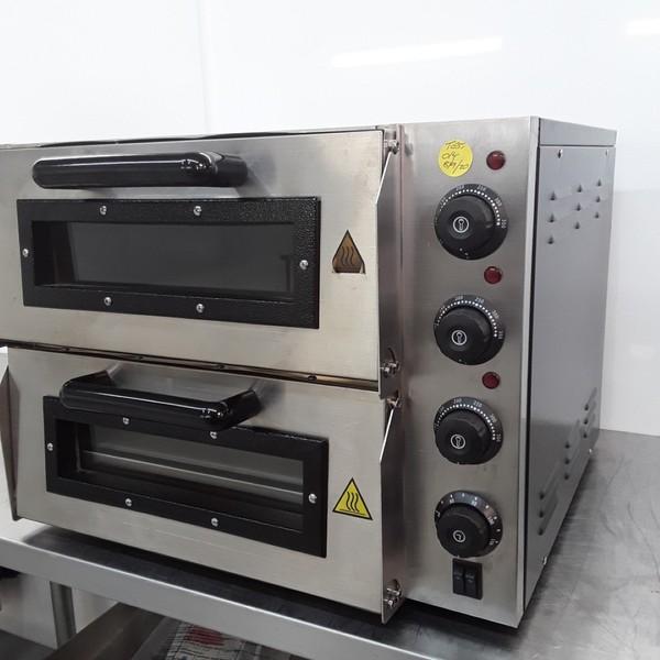 Infernus P2PT Double Pizza Oven  INF EPO2