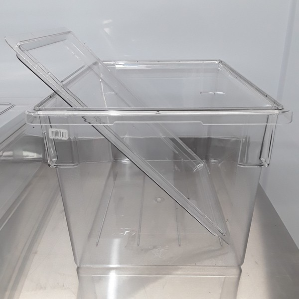 Cambor Polycarbonate Food Storage Box & Lid