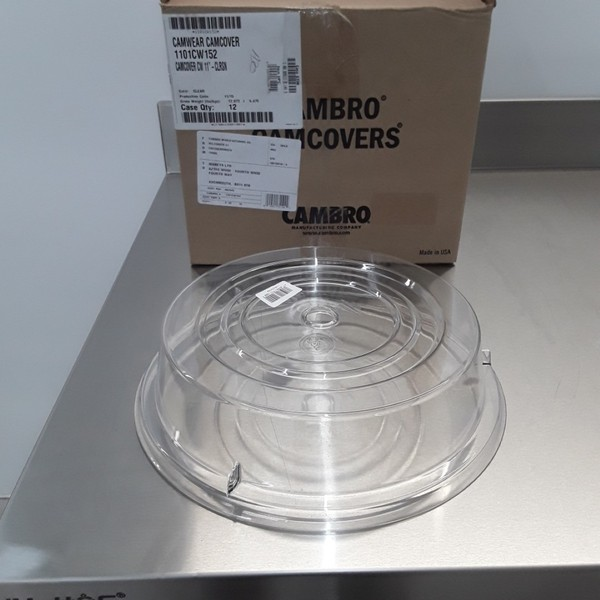 Cambro  Plate Covers