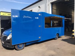 Catering Van for sale