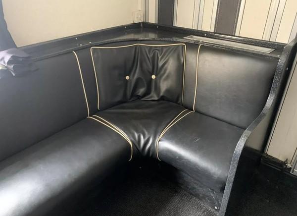 Corner looks like a cushion