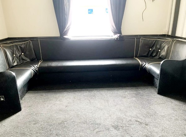 Pub bench seating for sale