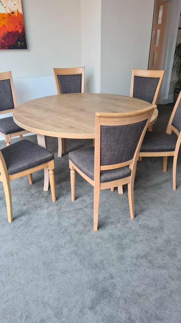 Buy Oak Chairs & Tables