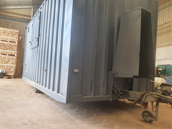 Selling 16ft Boss Mobile Towable 7 Man Welfare Unit with Office