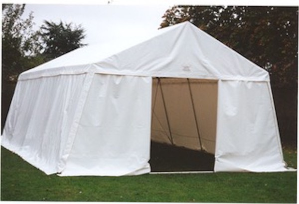Ex Military Marquee
