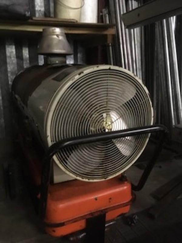 Indirect Heater
